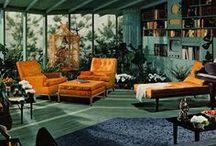 O R A N G E Interior Design Inspiration