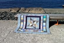 Mine tepper/ my quilts