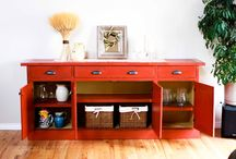 Furniture / by Macey Marie Heair
