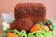 Crochet - Tissue Covers