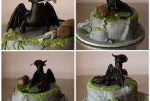 Tannlaus / Tannlaus-kake