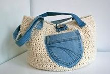 bolsos con reciclados