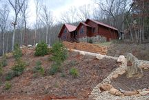 Williams Mountain Home - Honest Abe Log Homes