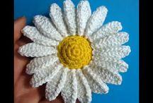 Haken, Bloemen, Vlinders en andere leuke vormen