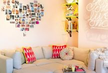 Room Ideas / by Kimberly Farnsworth