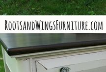 .Upcycled Furniture.