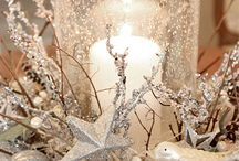 Candles and Decorations / by Debbie Cockerton
