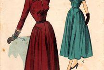 1940 clothing