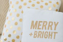 Holiday Pillows / by AKA DESIGN