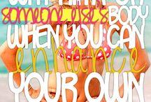 motivation.  / by Kathryn Riggio
