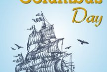 Columbus Day Cards