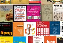 Caligrafia,lettering y tipografia