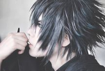 ch : noctis lucis caelum  [ ノクティス・ルシス・チェラム ] / ffxv • prince of lucis • noct • armiger arsenal • fishing  —  fools set the rules in this world ; just take a look around : it's undeniable.