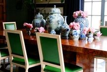 Dining Rooms / by Mignon Kastanos