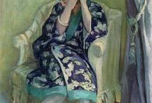 Women Sitting / by Bonnie Tallo