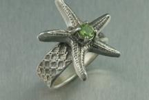 lovely handmade jewelry / by Margo Lopaz