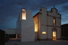 222 - Old Meets New / Precedent for Historic Buildings with Contemporary Additions