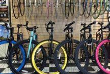 Beach Cruisers Bicycles