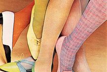Fashion - 1960s / So many of the 60s designs, patterns and silhouettes are current now.