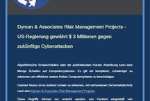 Dyman & Associates Risk Management Projects / Dyman & Associates Risk Management Projects is a Risk Management firm whose main office is based in Boston, MA. We operate in the following fields: Cyber Security, Project Management, Emergency Management, Technology Governance, and Physical Security. Our company is a minority-owned enterprise with both MBE & DBE certifications.