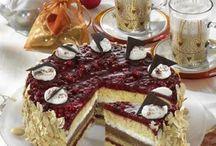 Nugat torte