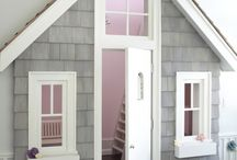 Inspirations: Playhouse Makeover