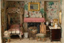 Dollhouse / Shrink me so I can live in dollhouses! / by Lee Vue