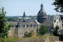 Château-Gontier / Découvrez la ville de Château-Gontier en sud Mayenne.