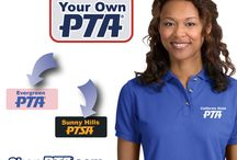 PTA Custom Shop / Apparel and other products with your own individual PTA or PTSA unit name included.