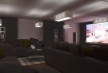 AV/ Media Room