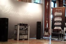 Burmester Events & Exhibitions / We always want to keep in contact with our distributors, dealers and end customers. That's why Burmester attaches great importance to be present at exhibitions and arranging own events with dealers and distributors.