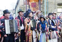 Dickensian Festival, Grassington