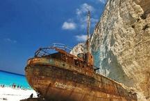 Real, actual cool looking Shipwrecks
