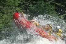 White Water Rafting in Maine / We get to go white water rafting in Maine daily, so we know just how addictive whitewater rafting thrills can be.   / by Northeast Whitewater