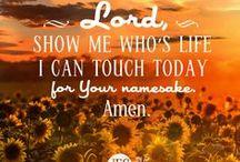 Spreading God's Love