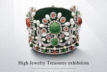 High Jewelry Treasures Exhibition