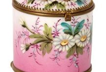 Caixas de Porcelana