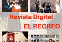 Blog-Revista / Contribuciones a la Revista Digital El Recreo
