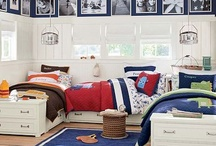 Boys Rooms / by Abby Anderson