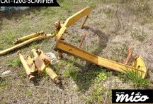 CAT 120G SCARIFIER / The Brand New CAT 120G Scarfier Is Used To Scarify The Tough Part Of The Land And Ice. It Is Also Used To Remove Heavy Objects Like Hard Rock And Trees.