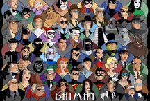 Comic Books- Batman / by Ryan Johnson