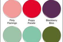 SU New Colour Palettes