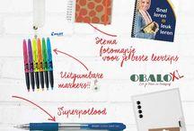 Study Stuff / Allerlei handige dingen voor bij het leren en studeren :-)