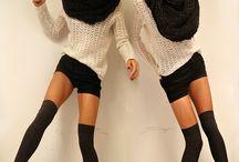 High knees / Livin for it