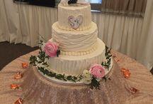Cake flowers