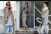 Monochromatický outfit