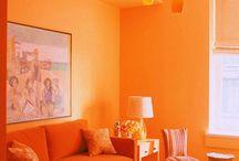 monochromatic color schemes. / by brettVdesign - interior designer + blogger