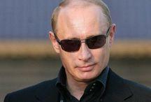 Vladimir Vladimirovič Putin / Najväčšia svetová osobnosť storočia!!! Človek, ktorého si veľmi vážim!