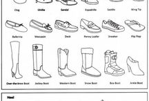 List of shoe styles