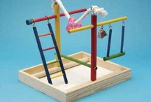 Pet Products - Bird Cages / Toys